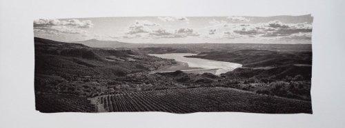 Panorama Lago di Corbara