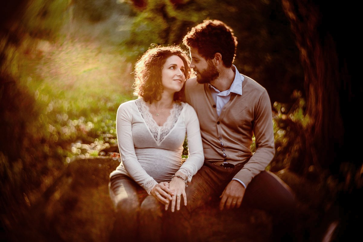 Ritratti premaman e di famiglia