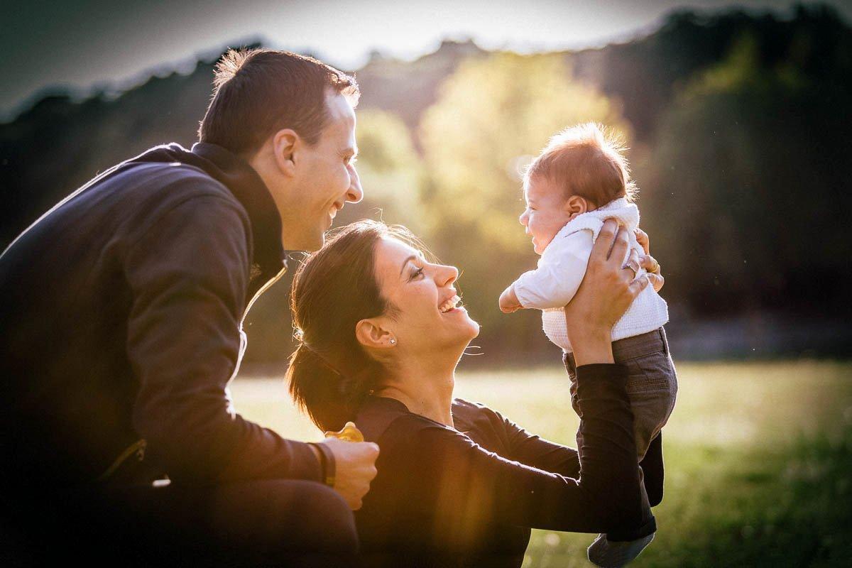 Fotografie e ritratti di famiglia